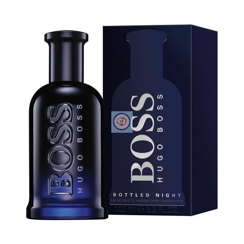 Boss Bottled Night 50ML eau de toilette spray vapo