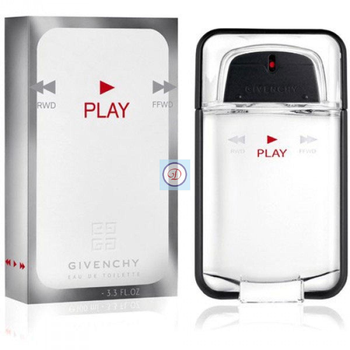 givenchy play profumo uomo