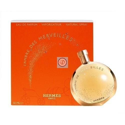 100ml Merveilles Hermes Des Parfum Eau De L'ambre nOwPX80k