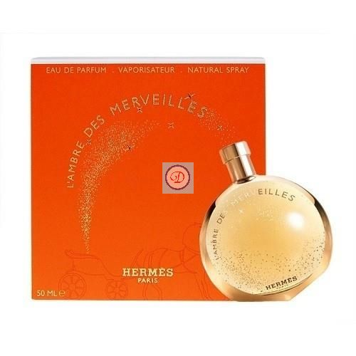 Merveilles Parfum Eau Des De 100ml Hermes L'ambre 5jLqc3AR4