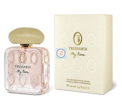 Trussardi My Name eau de parfum 50ML spray vapo